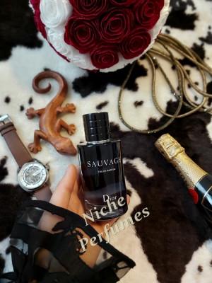 Parfum Original Christian Dior Sauvage foto