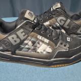 Ghete pantofi sport skate shoes Globe Encore 44.5 nu Etnies, Vans, DC, 44 1/3, Negru