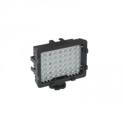 Nanguang CN-48H Lampa foto-video cu 48 LED-uri foto