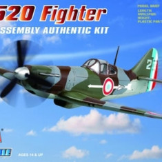 1:72 French D.520 Fighter 1:72