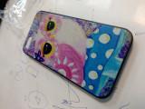 Carcasa protectie telefon iPhone 5 / 5s, husa spate telefon, model desen