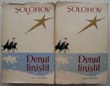 Donul linistit (2 volume) – Mihail Solohov
