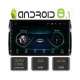 Navigatie dedicata Skoda Kodiaq A-KODIAQ cu Android Radio Bluetooth Internet 1+16GB CarStore Technology