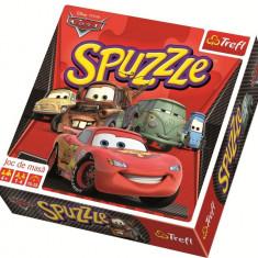 JOC SPUZZLE CARS, Trefl