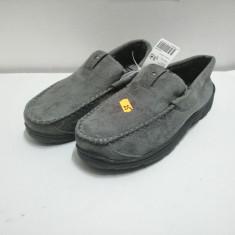 Papuci de casa din material textil , marime 43