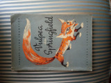 Ermest Seton Thompson Vulpea din Springfield, ilustr. Gh. Leahu, Alta editura