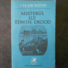 CH. DICKENS - MISTERUL LUI EDWIN DROOD
