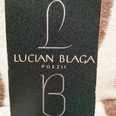 POEZII-LUCIAN BLAGA