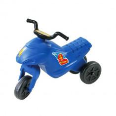 Motocicleta copii fara pedale Superbike 57 cm - Albastru
