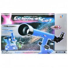 Jucarie Microscop si Telescop C2113