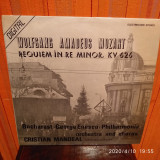 -Y- MOZART - REQUIEM IN RE MINOR , KV 626 FILARMONICA GEORGE ENESCU VINIL