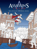 Assassin's Creed: The Official Coloring Book |