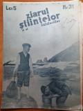 Ziarul stiintelor si al calatoriilor 30 iulie 1935-enisala,miercurea sibiului