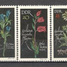 D.D.R.1966 Plante protejate  MD.259