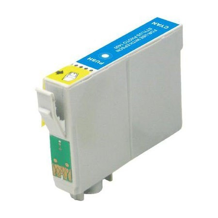 Cartus Epson T0712 cyan compatibil