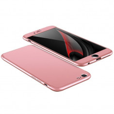 Husa 360 Grade Upzz Protection iPhone 6 6s Rose Gold