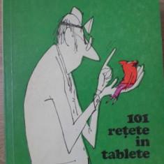 101 RETETE IN TABLETE. DESENE DE MATTY - DR.AL. GHEORGHIU