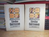 EMILIA SAVIN - LIMBA GERMANA * CURS PRACTIC ( VOL 1 + VOL 2 ) , 1982