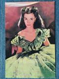 566 - Vivien Leigh actrita film Pe aripile vantului / actor, Necirculata, Printata