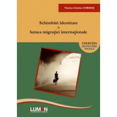 Schimbari identitare in lumea migratiei internationale - Viorica Cristina CORMOS