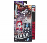 Transformers Generation War for Cybertron - Figurine Micro Masters Red Heat & Stakeout
