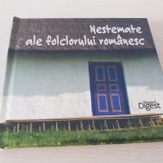 Readers Digest-Nestemate ale folcloruluiromanesc, 4 cd, noi!