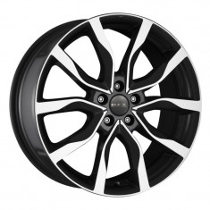 Jante TOYOTA VERSO S 6.5J x 16 Inch 5X100 et40 - Mak Koln W Black Mirror - pret / buc