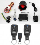 Cumpara ieftin Alarma auto K135 cu 2 telecomenzi PREMIUM
