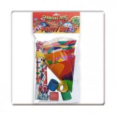 Set accesorii petrecere, Multicolor