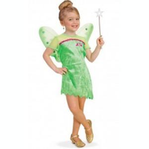 Costum Copii pentru serbare Zana Liliane 104 cm