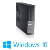 PC refurbished Dell Optiplex 390 SFF, Core i3-2120, Win 10 Home