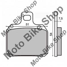 MBS Placute frana sinter Paiggio X8 200 spate, Cod Produs: 225100493RM