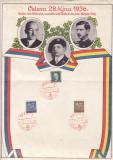 Casa Regala-Regele Carol II, Principele Mihai-alianta cu Cehoslovacia-rara