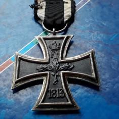 1914 Crucea de Fier Germania Primul Razboi Mondial WW1 medalie veche germana KO
