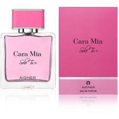 Aigner Cara Mia Solo Tu Eau de Parfum pentru femei 100 ml