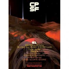 Colectia de Povestiri Ştiinţifico-Fantastice (CPSF) Anticipaţia Nr.1