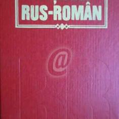 Dictionar rus-roman (1992)