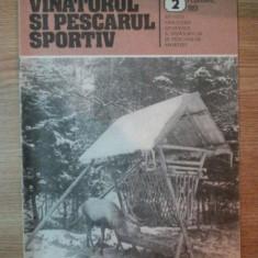 REVISTA ''VANATORUL SI PESCARUL SPORTIV'', NR. 2 FEBRUARIE 1983