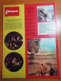 flacara 15 februarie 1975-art. orasul filiiasi,comuna crangu,cenaclul flacara