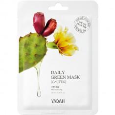 Daily Green Masca de fata Cactus 25 ml