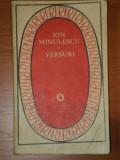 VERSURI-ION MINULESCU,BUC.1981