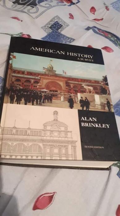 American history, a survey