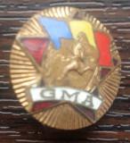 INSIGNA PERIOADA COMUNISTA, SPORTIVA - GMA