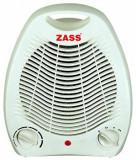 Aeroterma Zass ZFH 01, 2000 W, 2 trepte de putere, Termostat reglabil, Functie ventilatie, Protectie supraincalzire