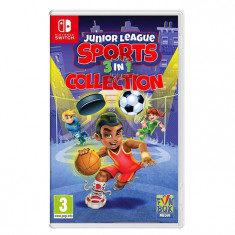Junior League Sports 3 In 1 Collection Nintendo Switch