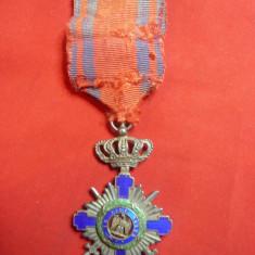 Ordinul Steaua Romaniei cu spade in grad de Cavaler