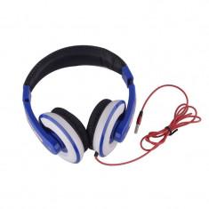 DeKassa DM-2900 Casti cu fir fara microfon tip DJ, stereo, 15 mW