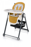 Baby Design Penne 01 Yellow - Scaun de masa multifunctional