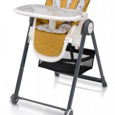 Baby Design Penne 01 Yellow - Scaun de masa multifunctional