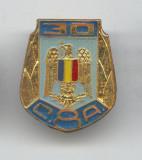 Insigna MILITARA - C 8 A - armata romana